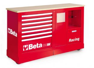 Beta C39 SM-R Special Mobile Roller Cab, Racing SM Type (Red)